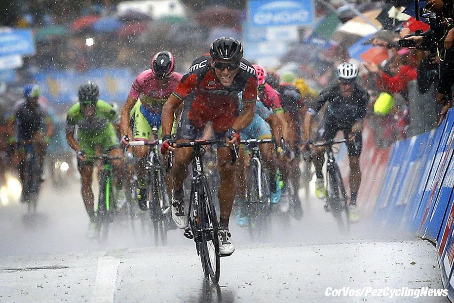 Giro d'Italia 2015 stage - 12