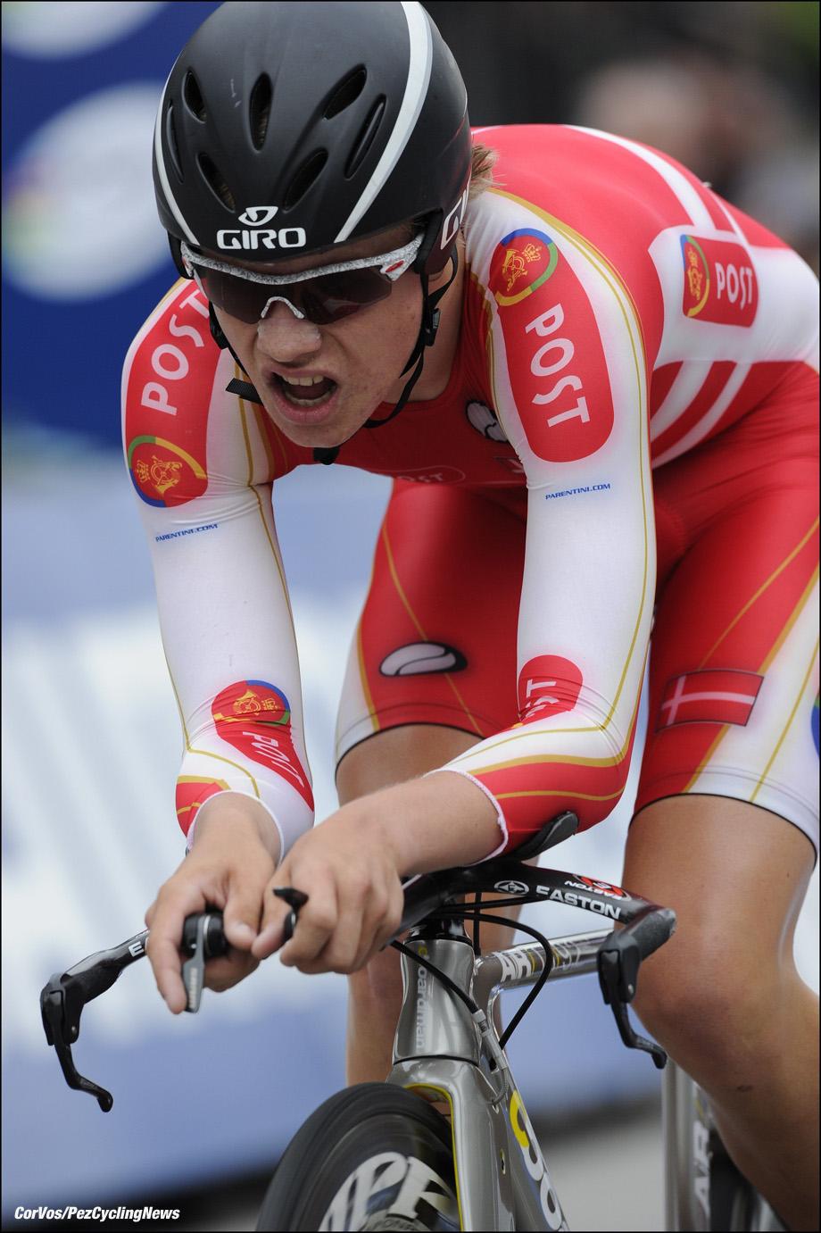 Wereldkampioenschap weg TT juniores 2011