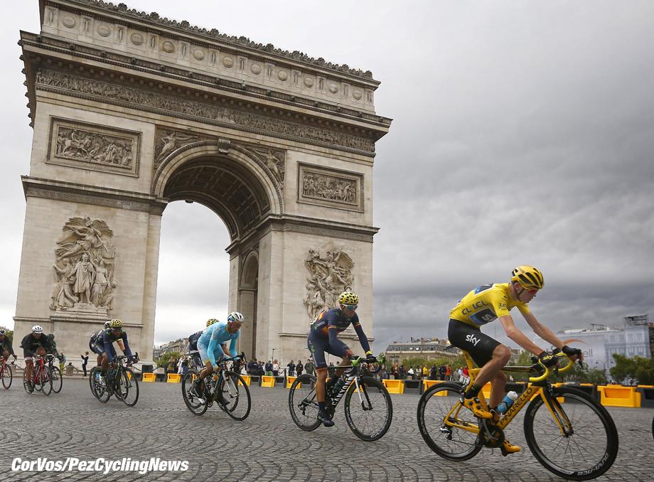 Tour de France 2015 - stage 21