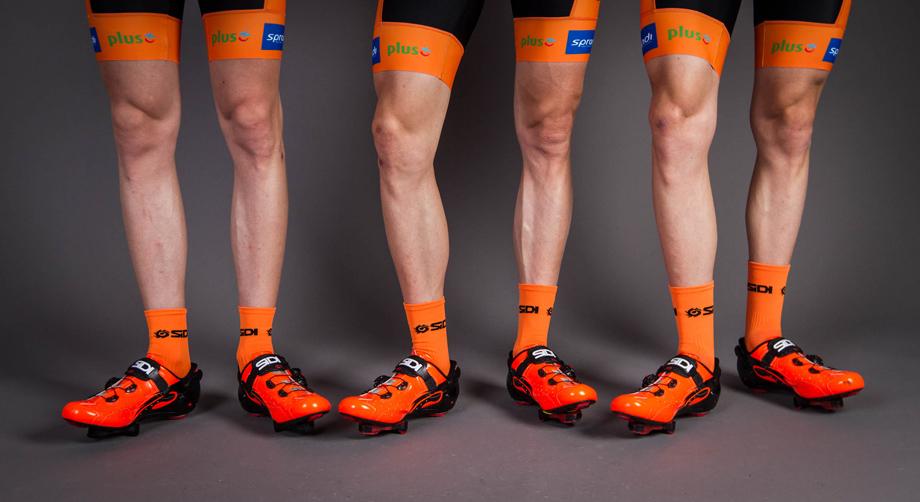 Sidi Sport Footwear For Ccc Sprandi Polkowice Pezcycling
