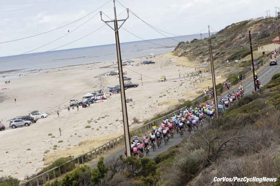 Santos Tour Down Under 2016 stage 5