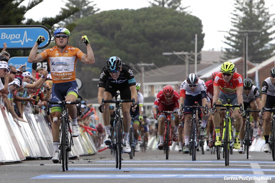 Santos Tour Down Under 2016 stage 4