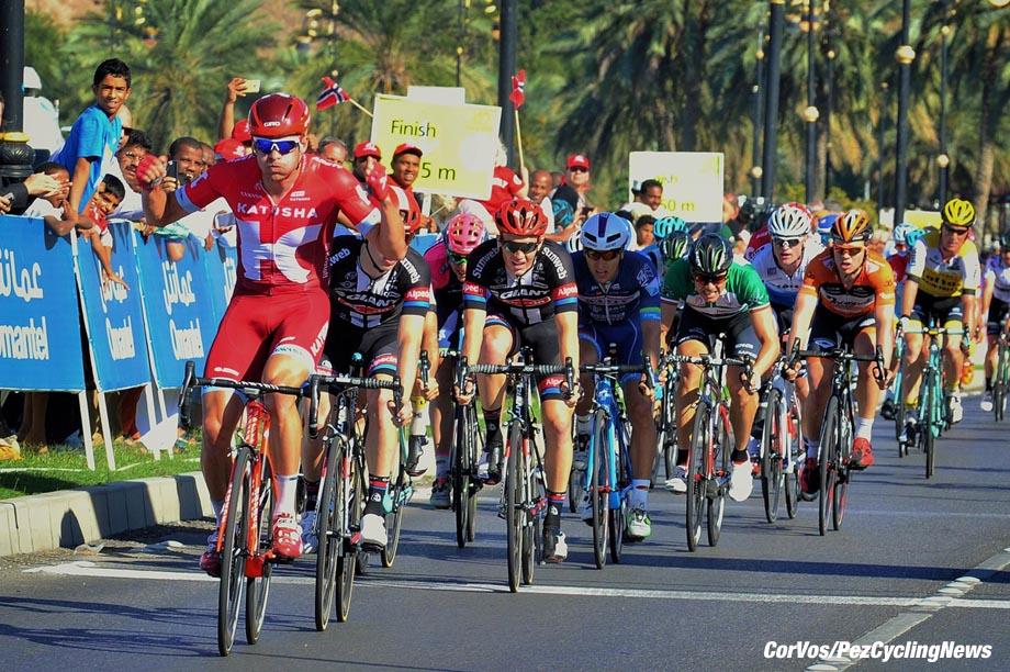 Tour of Oman stage 6