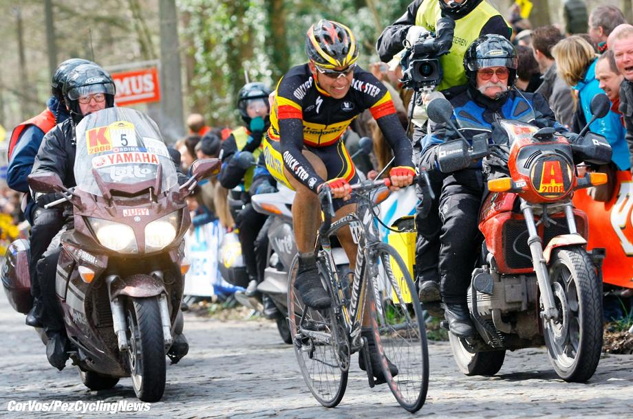 Ronde van Vlaanderen 2008 last
