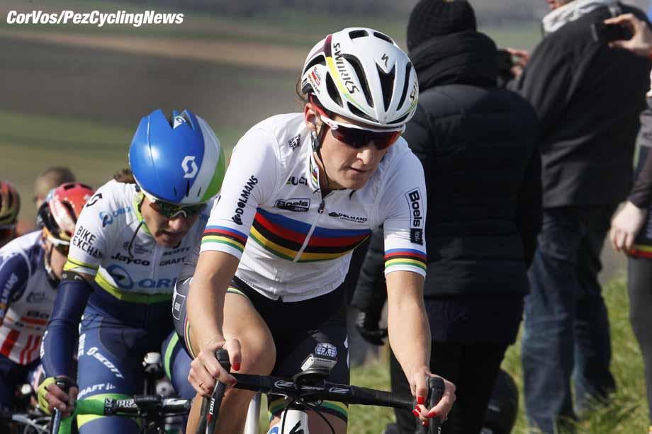 Omloop Het Nieuwsblad women elite 2016