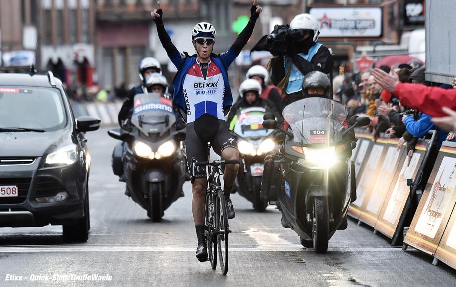 Cycling: 48th Grand Prix Le Samyn 2016