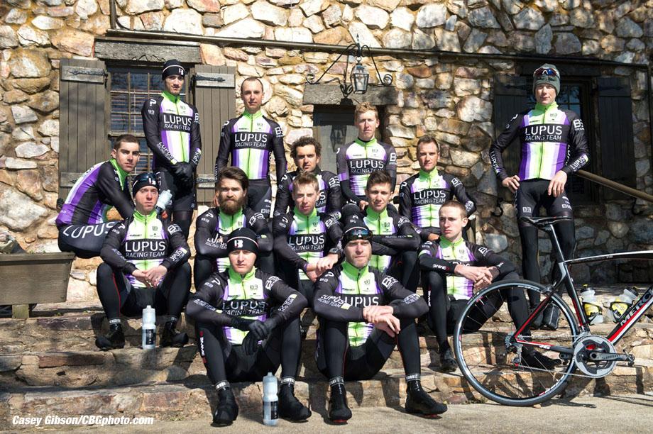 Lupus Cycling Team, 2016 Training Camp