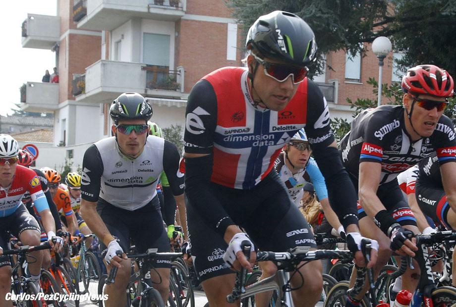 Tirreno Adriatico 2016 stage 2
