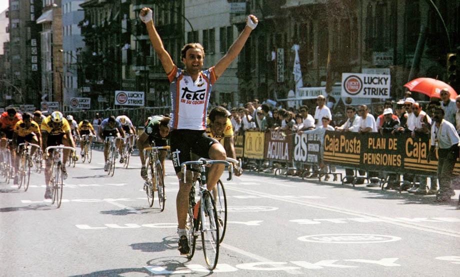 Vuelta Stage 8 1989.