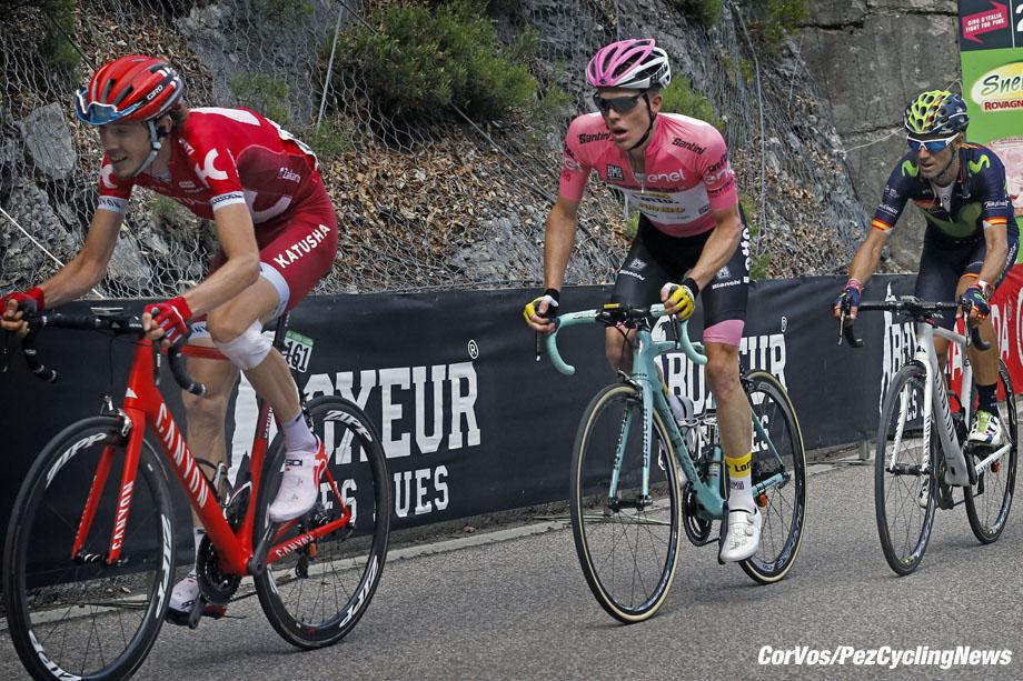 99th Giro d'Italia 2016 stage - 16