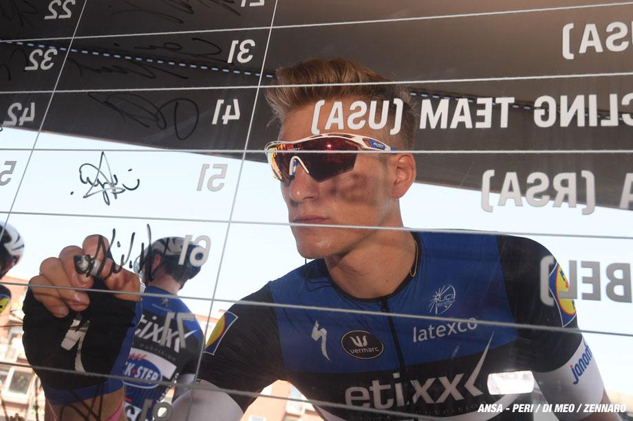 Giro d'Italia 2016. ANSA/CLAUDIO PERI