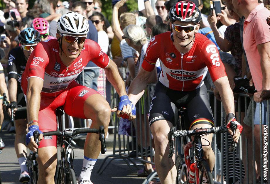 99th Giro d'Italia 2016 stage - 3
