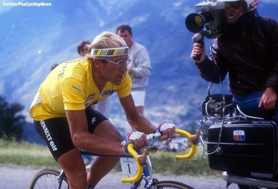 Laurent Fignon, foto Cor Vos ©2001