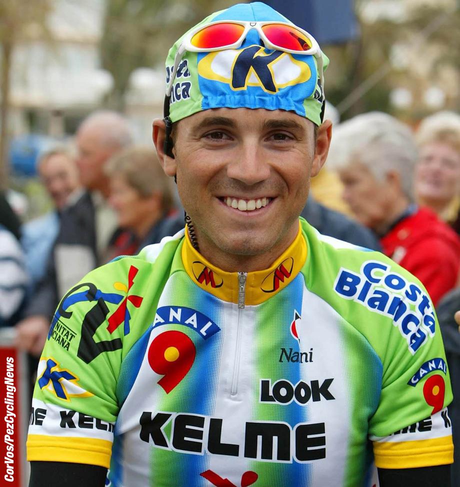 Mallorca-Palma de Mallorca-wielrennen-cycling, Trofeo Mallorca, 4e etappe-Cala Bona-Manacor. Alejandro Valverde, Co. Valenciana Kelme