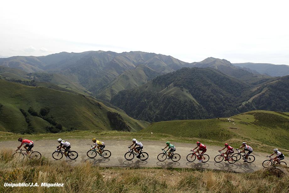 Ciclismo / Cicling: La Vuelta 2016. Etapa 14. Urdax-Dantxarinea - Aubisqur-Gourette 03-09-2016. FOTO/PHOTO: J. A. MIGUELEZ/UNIPUBLIC.