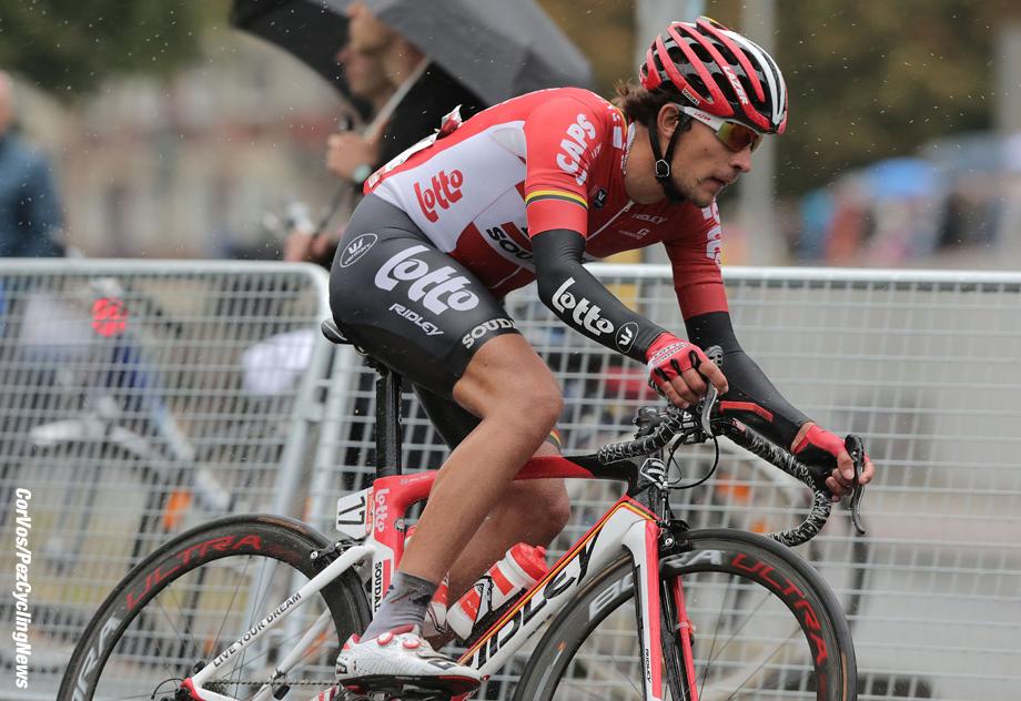 Munster - Westfalen - Germany - wielrennen - cycling - radsport - cyclisme - Shaw James Callum (Team Lotto Soudal) pictured during Sparkassen Munsterland Giro 2016 - photo Cor Vos © 2016