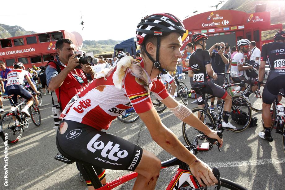 Sallent de Gallego. Aramon Formigal - Spain - wielrennen - cycling -  radsport - cyclisme. Dubai Tour ... 0130614e7