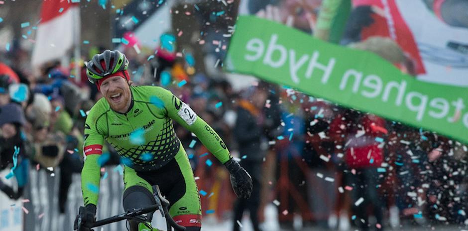 US Cross Champ Stephen Hyde Gets PEZ'd - PezCycling News