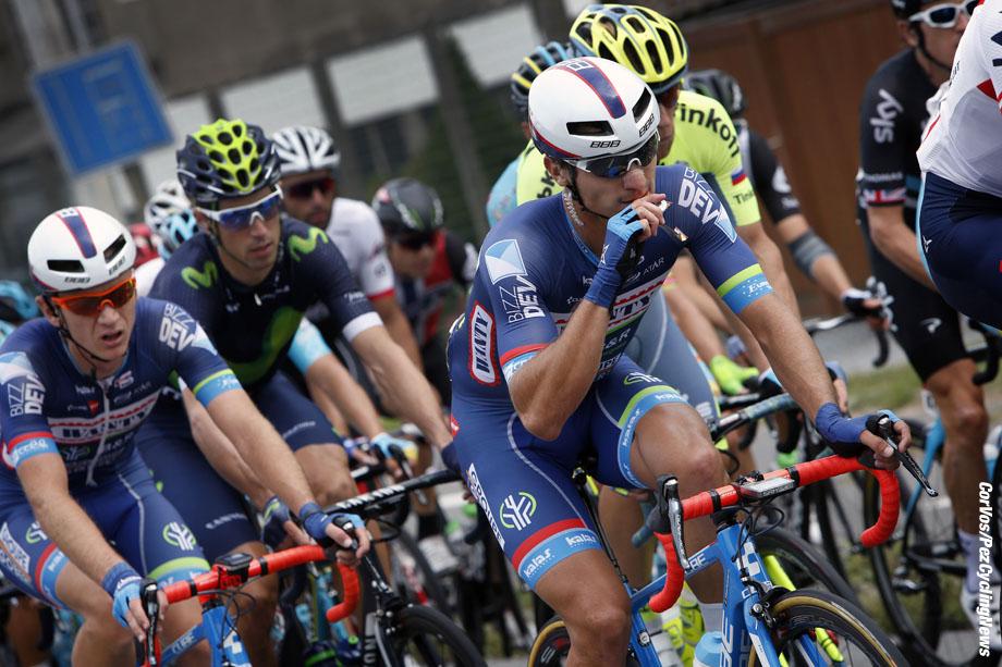 Geraardsbergen - Belgium - wielrennen - cycling - radsport - cyclisme - Jans Roy (Belgium / Wanty - Groupe Gobert)  pictured during  Eneco Tour stage -7 - UCI World Tour) from Bornem to Geraardsbergen - photo Dion Kerckhoffs/Tim van Wichelen/Miwa iijima/Cor Vos © 2016