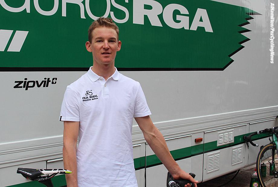 aa5eabe7d PEZ Talk  Caja Rural s Chris Butler - PezCycling News