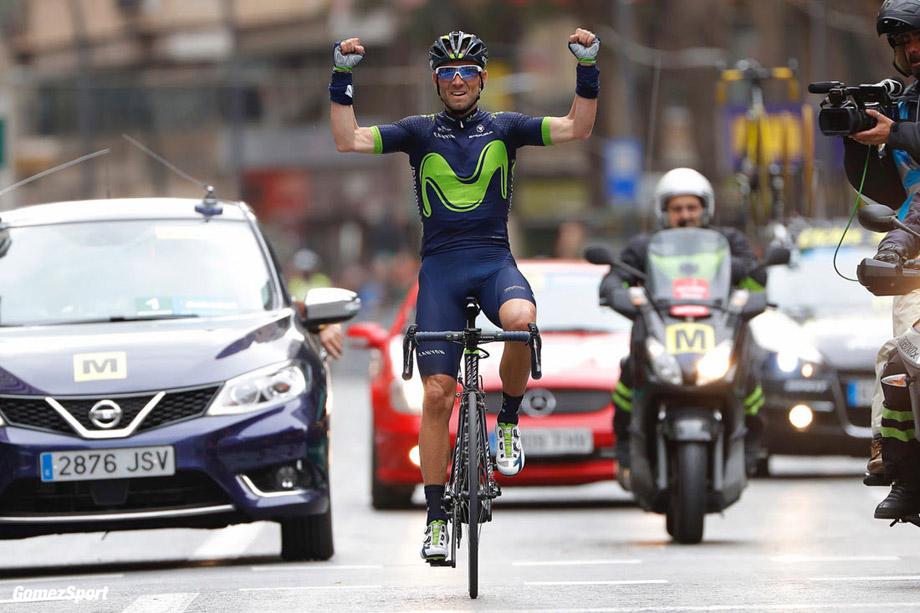Vuelta A Murcia 2017 ,Alejandro Valverde (Movistar Team) gana la Vuelta a Murcia