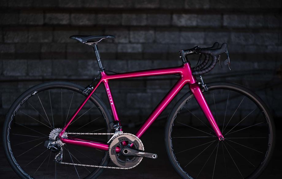 Allied Cycle Works Announces Custom 800 Gram Carbon Echo