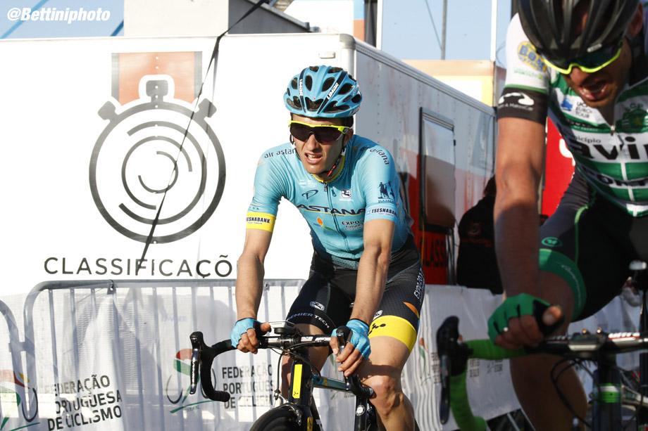 Volta ao Algarve 2017 - 2nd Lagoa - Alto da Foia 189,3 km - 16/02/2017 - Lopez Bilbao (Astana Pro Team)- photo Roberto Bettini/BettiniPhoto©2017