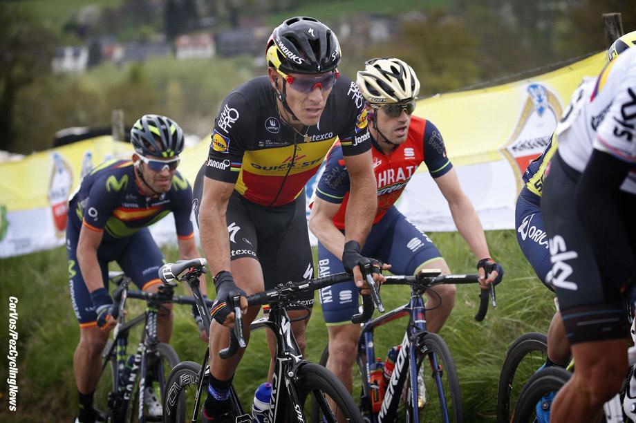 Valkenburg - Netherlands - wielrennen - cycling - cyclisme - radsport - Philippe GILBERT (Belgium / Team Quick Step - Floors) pictured during the Amstel Gold Race 2017 - foto Davy Rietbergen/Cor Vos © 2017