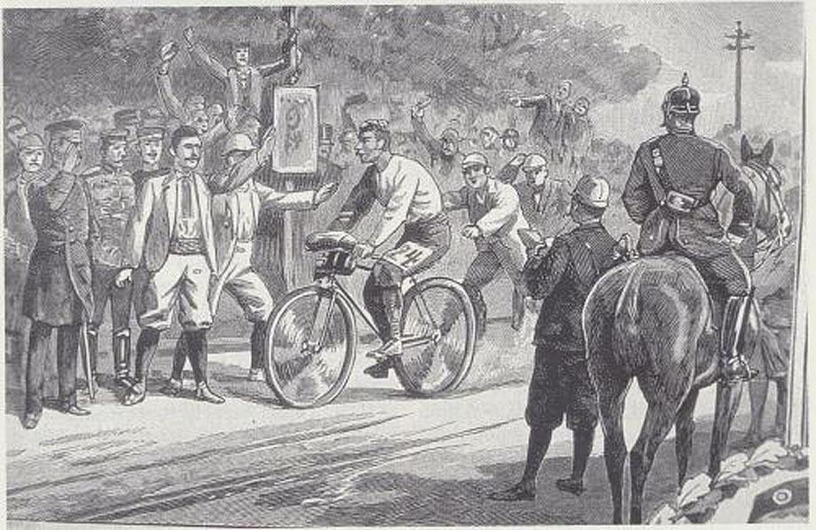 The first Roubaix winner