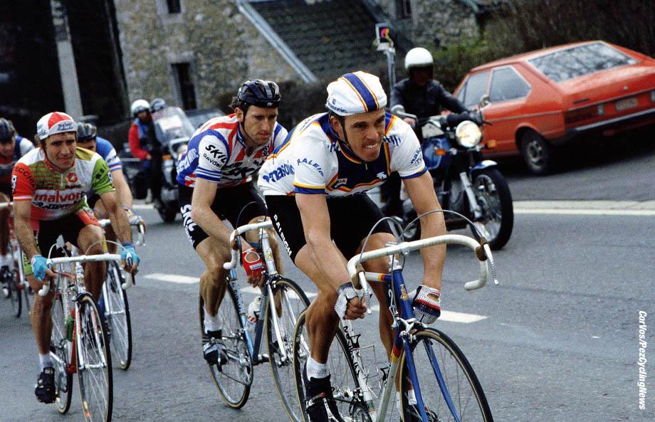 050519030 Retro PEZ  Sean Kelly Talks Liège - PezCycling News