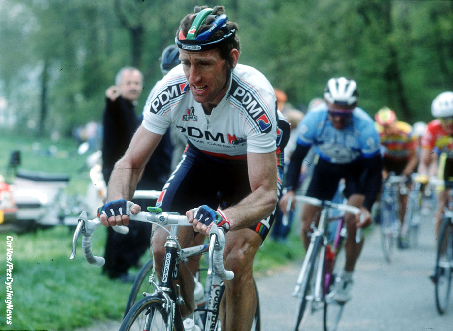 Hoogvliet - wielrennen -cycling - cyclisme - stockphoto -archiefbeeld - archive - Sean Kelly - foto Cor Vos ©2006