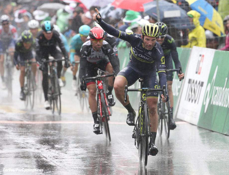 Movistar) pictured during 71st Tour de Romandie (2.UWT) stage 1 fr