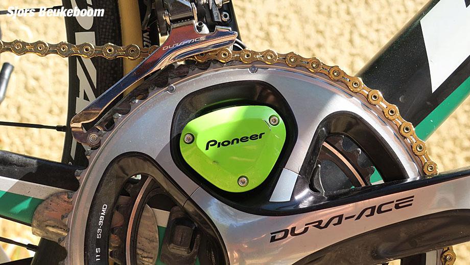 pioneer meter