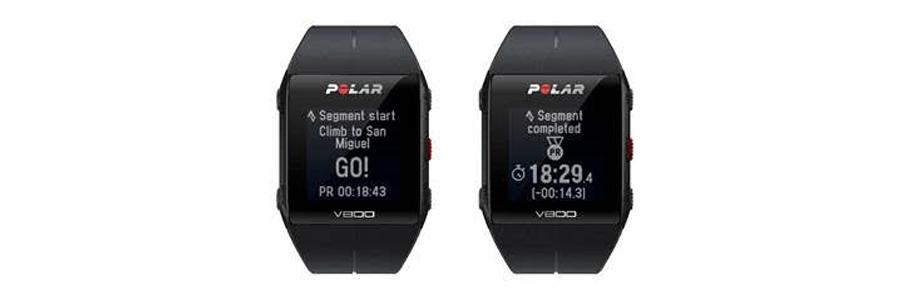 Polar V800 Adds Strava Live Segments, Polar's Proprietary