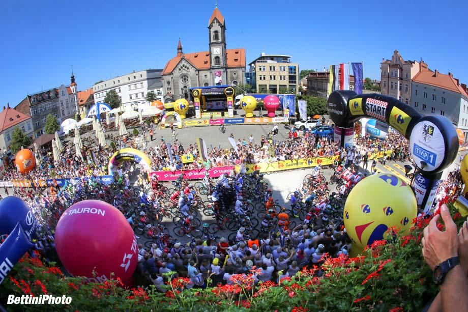Tour de Pologne 2017 - 2nd stage Tarnowskie Gory - Katowice 142 km - 30/07/2017 - Scenery - photo Ilario Biondi/BettiniPhoto©2017