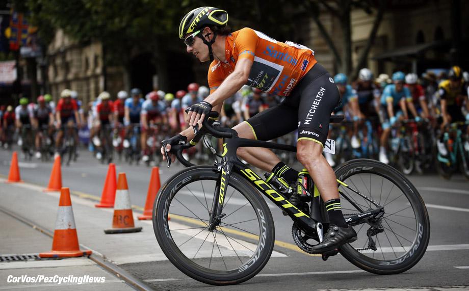Adelaide - Australia - wielrennen - cycling - cyclisme - radsport - Daryl IMPEY (South Africa / Team Mitchelton - Scott) pictured during 20th Santos Tour Down Under (2.UWT) stage -6 from Adelaide to Adelaide (90KM) - photo Dion Kerckhoffs/Cor Vos © 2018