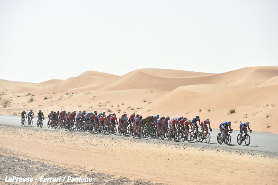 Foto LaPresse - Fabio Ferrari 08/02/2018 Dubai (Emirati Arabi Uniti) Sport Ciclismo Dubai Tour 2018 - 5a edizione - Tappa 3 - Dubai Silicon Oasis Stage - da Skidive Dubai a Fujairah - 180 km (111,8 miglia) Nella foto: Photo LaPresse - Fabio Ferrari 08/02/2018 Dubai (United Arab Emirates) Sport CyclingDubai Tour 2018 - 5th edition - Stage 3 - Dubai Silicon Oasis Stage - Skidive Dubai to Fujairah - 180 km (111,8 miles) In the pic: