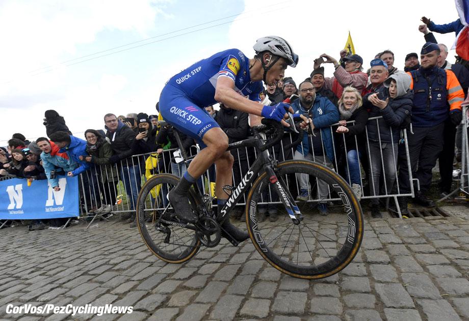 e42bc42b4 Oudenaarde - Belgium - wielrennen - cycling - cyclisme - radsport - Niki  TERPSTRA (Netherlands