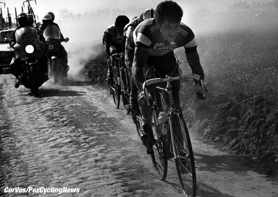 Francesco Moser, foto Cor Vos ©