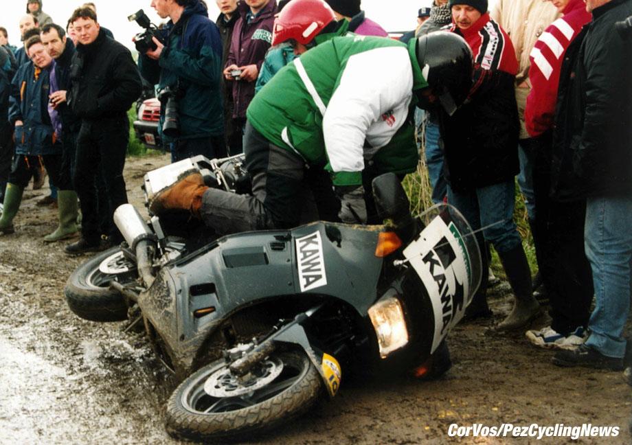 Parijs-Roubaix, foto Cor Vos ©