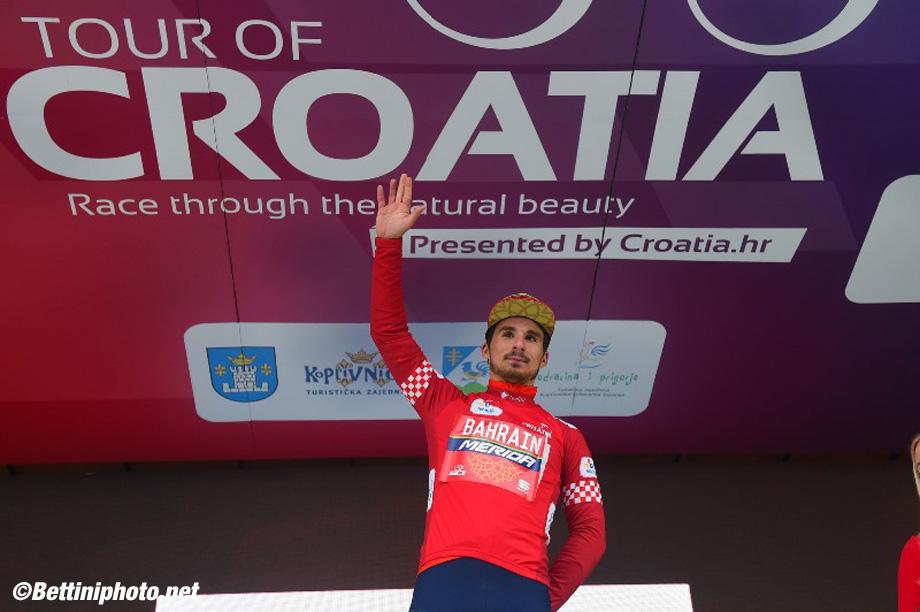 Tour of Croatia 2018 - 1st stage Osijek - Koprivnica 227 km - 17/04/2018 - Niccolo Bonifazio (ITA - Bahrain - Merida) - photo Dario Belingheri/BettiniPhoto©2018