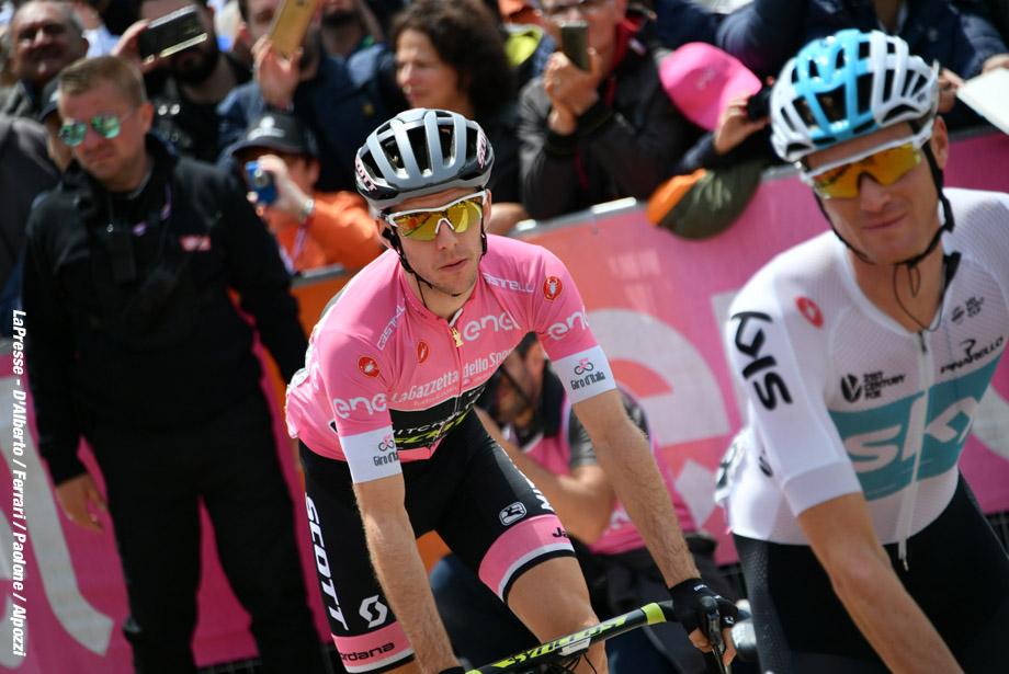 Foto Gian Mattia D'Alberto - LaPresse  16/05/2018 ASSISI (Italia) Sport Ciclismo Giro d'Italia 2018 - edizione 101-  tappa 11 ASSISI - OSIMO Nella foto:   Photo Gian Mattia D'Alberto - LaPresse 2018-05-15  ASSISI (Italy)   Sport Cycling Giro d'Italia 2018 - 101th edition -  stage 11 ASSISI - OSIMO In the pic: