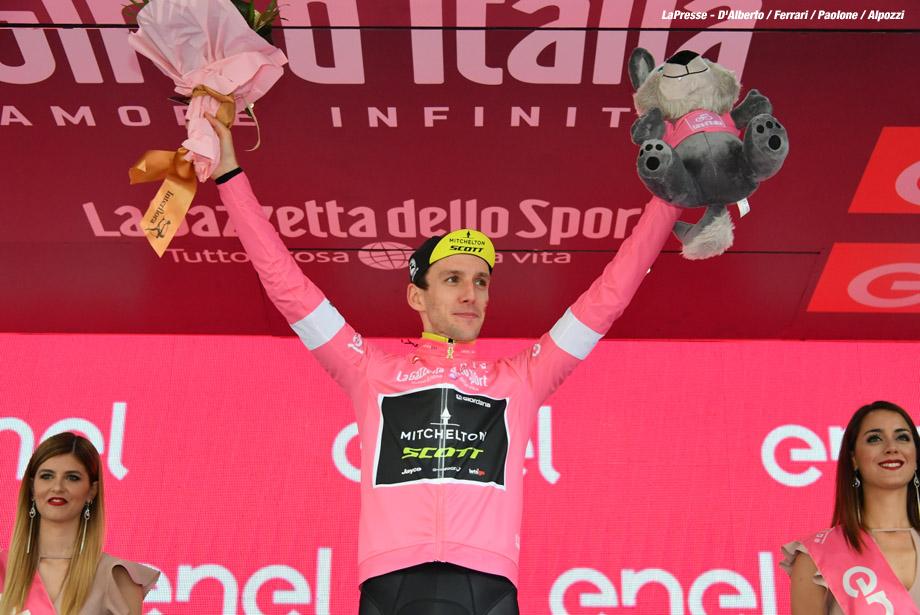 Foto Gian Mattia D'Alberto - LaPresse  22/05/2018 TRENTO (Italia) Sport Ciclismo Giro d'Italia 2018 - edizione 101-  tappa 16 TRENTO - ROVERETO (ITT) Nella foto:   Photo Gian Mattia D'Alberto - LaPresse 2018-05-22  TRENTO (Italy)   Sport Cycling Giro d'Italia 2018 - 101th edition -  stage 16 TRENTO - ROVERETO (ITT) In the pic: