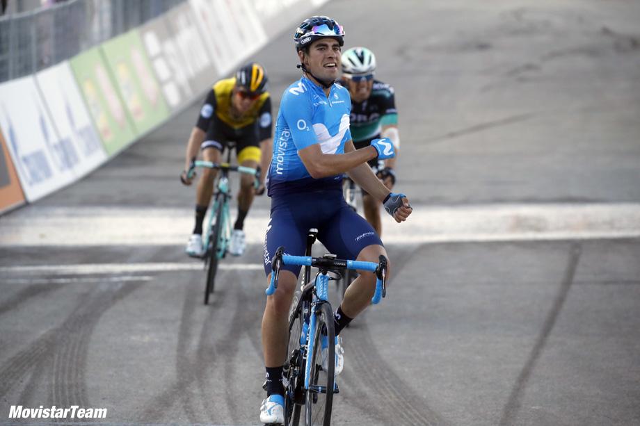 Tirreno Adriatico 2018 - 53th Edition - 4th stage Foligno - Sarnano Sassotetto 219 km - 10/03/2018 - Mikel Landa (ESP - Movistar) - photo Luca Bettini/BettiniPhoto©2018