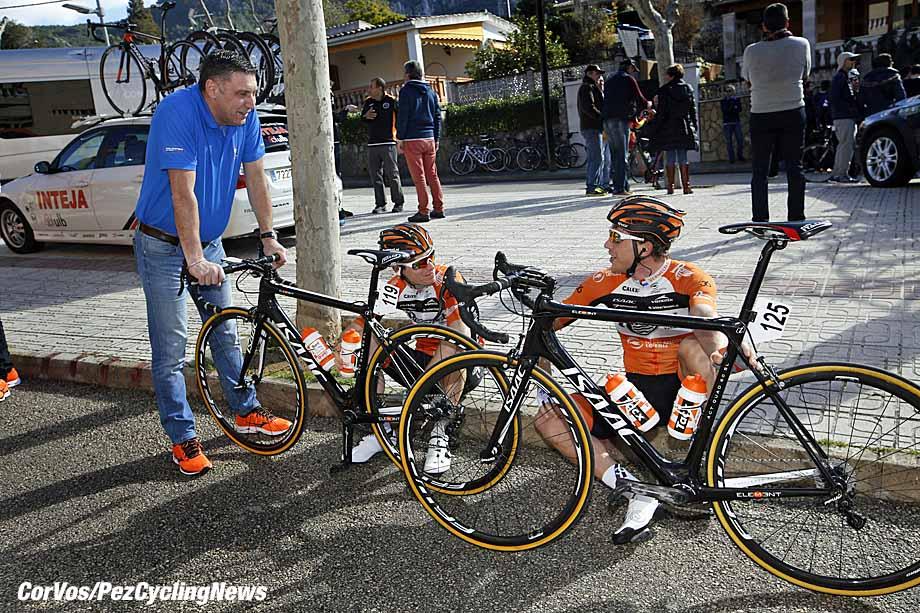 Mirador des Colomer  -  Mallorca - Spain - wielrennen - cycling - radsport - cyclismeMallorca Michel Cornelisse Roompot