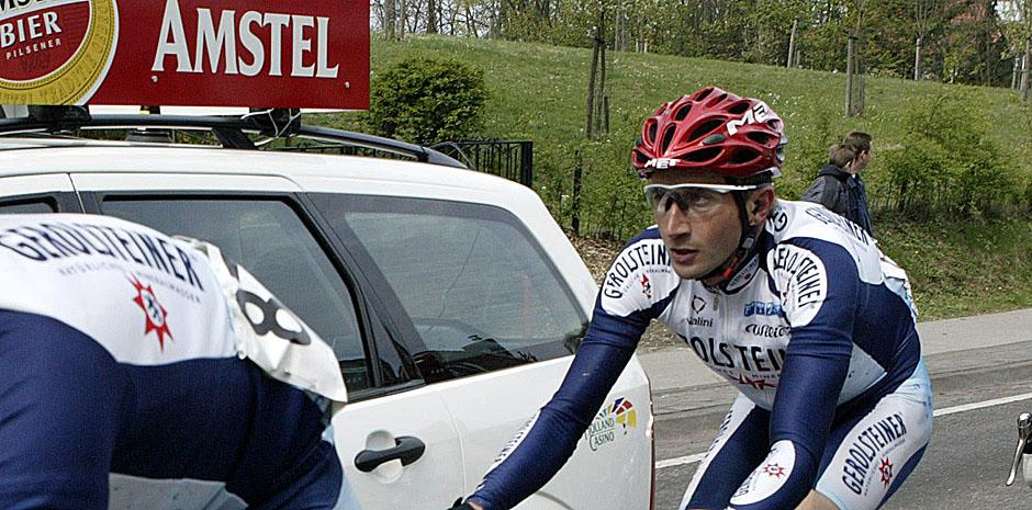 Davide Rebellin - Liège, Flèche and Amstel Winner