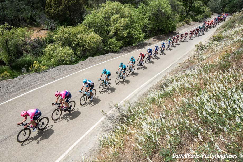 Darrell's 2019 AMGEN Tour of California Photo Gallery