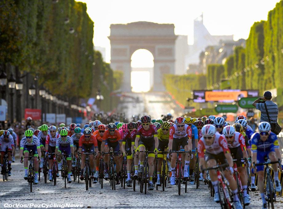 Tour De France News Will The Tour De France Go Ahead In 2020 Pezcycling News