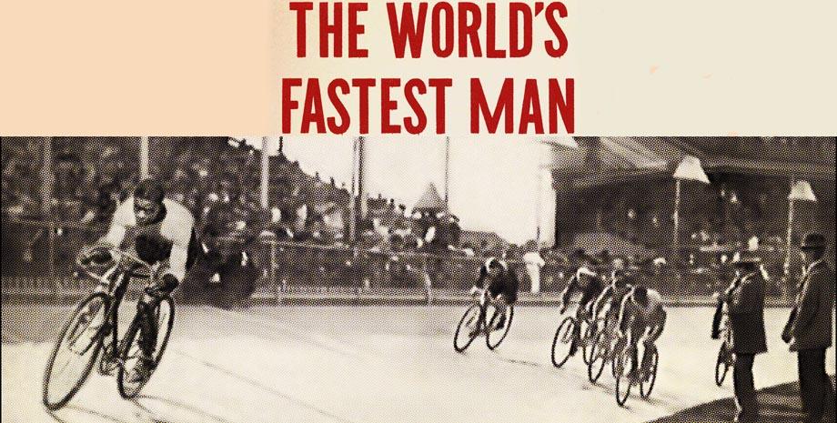 PEZ Bookshelf: The World's Fastest Man