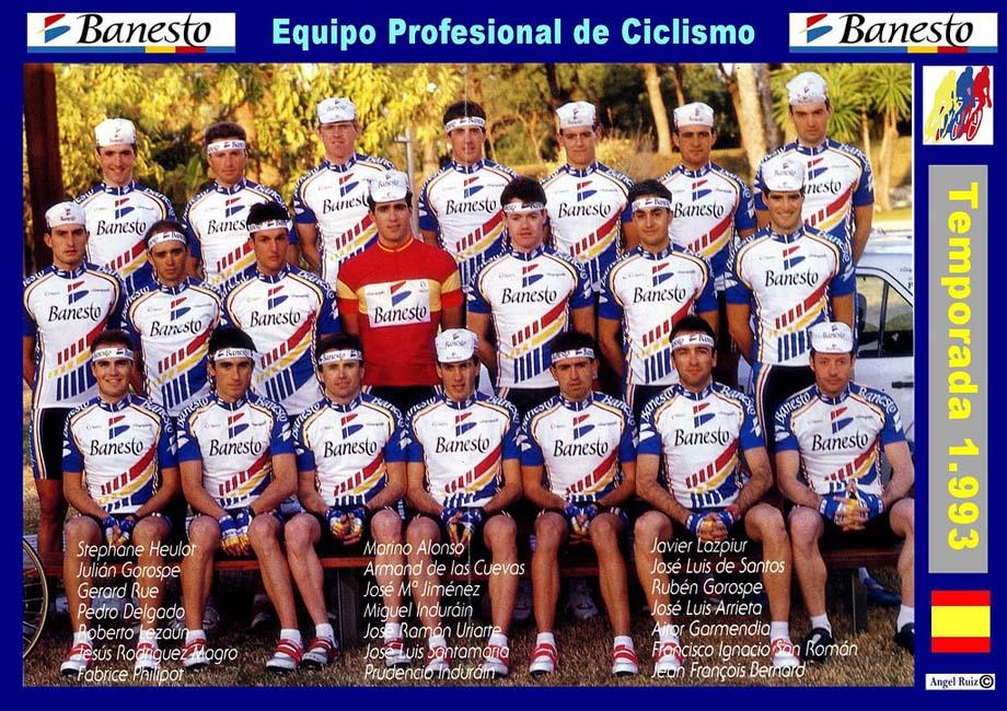 banesto team 1993 920
